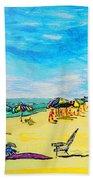 ocean/ Beach Bath Towel