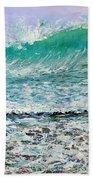 Ocean Surf Hand Towel