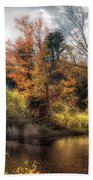 Old Mill Boards Bath Towel