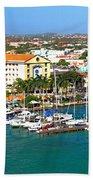 Oranjestad Aruba Bath Towel