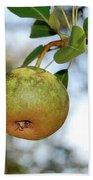 Pear Bath Towel
