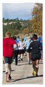 Pikes Peak Road Runners Fall Series IIi Race Bath Towel
