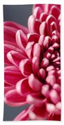 Pink Flower Bath Towel