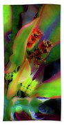 Plants And Flowers In Hawaii Hand Towel