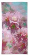 Plum Blossom - Bring On Spring Series Bath Towel