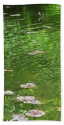 Pond Bath Towel