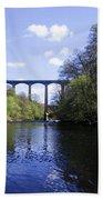 Pontcysyllte Aqueduct Bath Towel