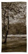 Potomac River Bath Towel