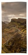 Quiraing Skye Bath Towel
