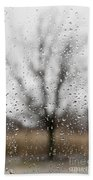 Rainy Day Bath Towel