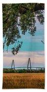 Ravenel Bridges Bath Towel