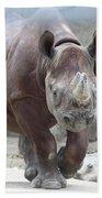 Rhino Bath Towel