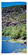 Rio Grande Gorge  Bath Towel