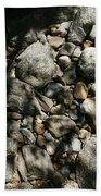 River Stones Bath Towel