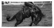 Rodeo Saddleback Riding 5 Bath Towel