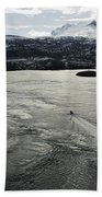 Saltstraumen View Bath Towel