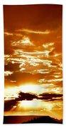 Sedona Sunset Bath Sheet