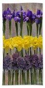 Spring Delights Bath Towel
