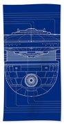 Star Trek Bath Towel