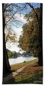 Sunbury On Thames Surrey Uk Bath Towel