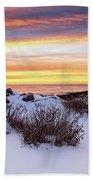Sunrise At Marginal Way Bath Towel