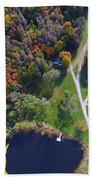 Sunset Hill Farms Indiana  Hand Towel