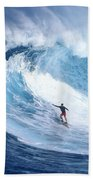 Surfing Bath Towel