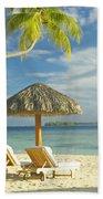 Tahiti, Bora Bora Bath Towel