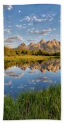 Teton Sunrise Bath Towel