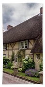Thatched Cottages Of Hampshire 20 Bath Towel