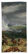 The Battle Of Valmy Bath Towel