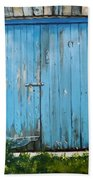 The Blue Door Bath Towel