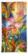 The Butterflies Bath Towel