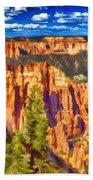 The Canyon Bath Towel