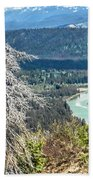The Grande Tetons Bath Towel