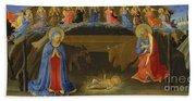 The Nativity Bath Towel
