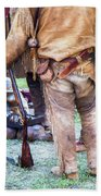 The Old West Bath Towel