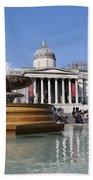 Trafalgar Square London Bath Towel