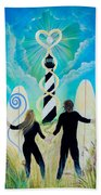 Uprising Of Love Hatteras Hand Towel