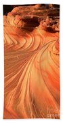 Vermilion Cliffs Dragon Bath Towel