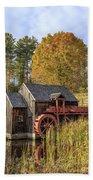 Vermont Grist Mill Bath Towel