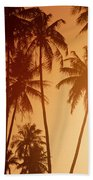 View Of Tahiti Bath Towel