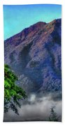 Volcan De Agua, Antigua Guatemala I Bath Towel