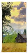 Washington Homestead Bath Towel