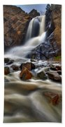 Waterfall Canyon Bath Towel