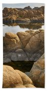 Watson Lake Arizona 13 Bath Towel