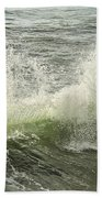 Waves Bath Towel