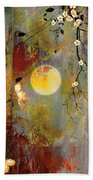 Whisper Forest Moon II Bath Towel