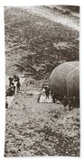 World War I: Balloon Bath Towel