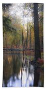 New Forest - England Bath Towel